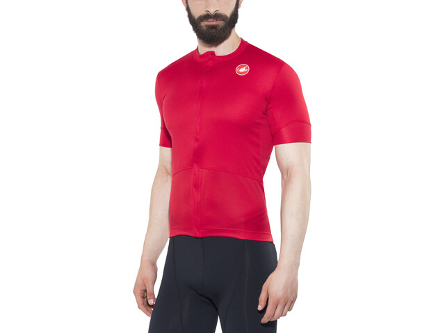 Castelli Imprevisto Nano Bike Jersey Shortsleeve Men red at Bikester ... a1666829b